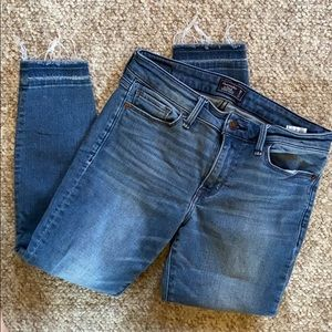 Abercrombie & Fitch Harper Ankle Jean